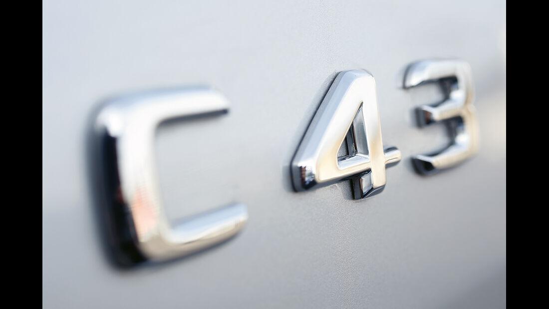 Mercedes C 43 AMG, Typenbezeichnung