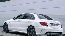 Mercedes C 450 AMG 4-Matic