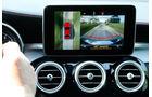 Mercedes C 450 AMG, Bildschirm, Luftausströmer