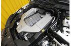 Mercedes C 63 AMG Black Series, Motor