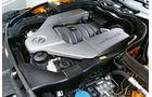 Mercedes C 63 AMG Coupé BS, Motor