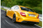 Mercedes C 63 AMG Coupé Black Series, Heck