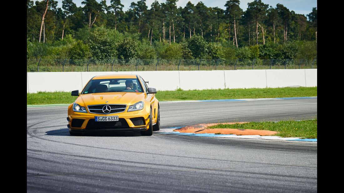 Mercedes C 63 AMG Coupé Black Series - Sportwagen - 50 Jahre AMG