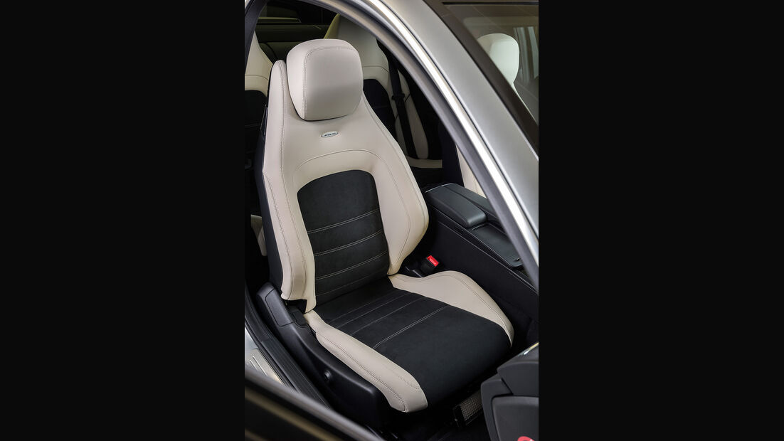 Mercedes C 63 AMG Edition 507, Innenraum, Sitze