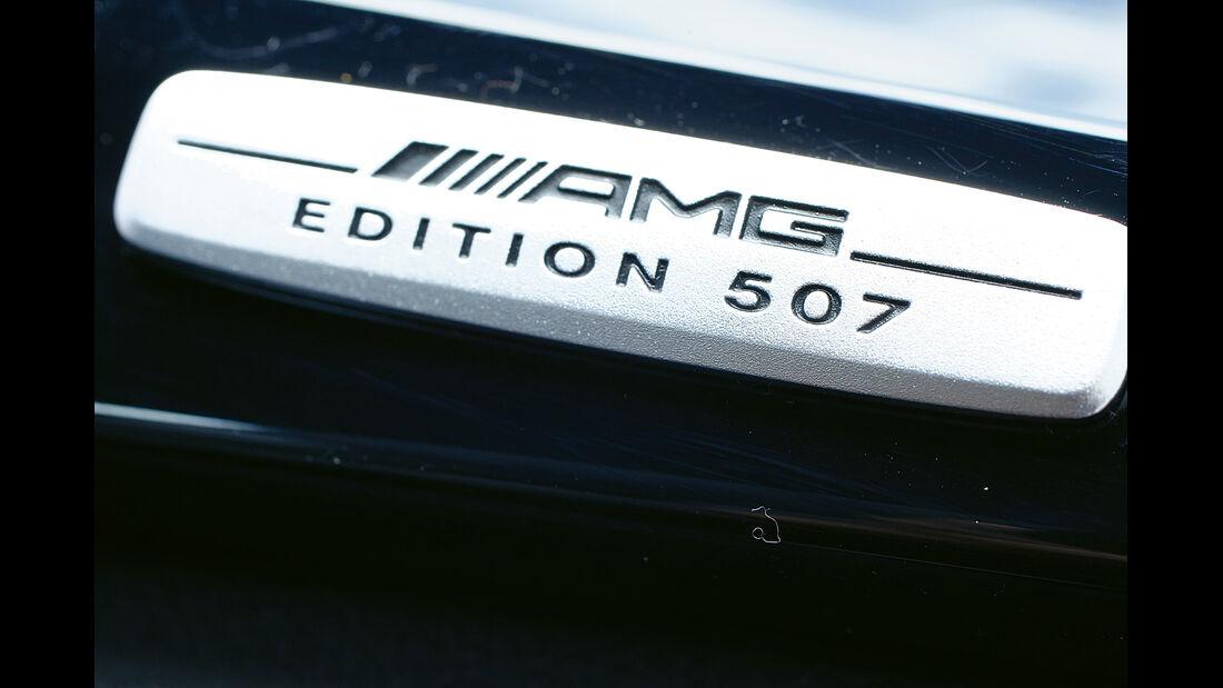 Mercedes C 63 AMG Edition 507, Typenbezeichnung