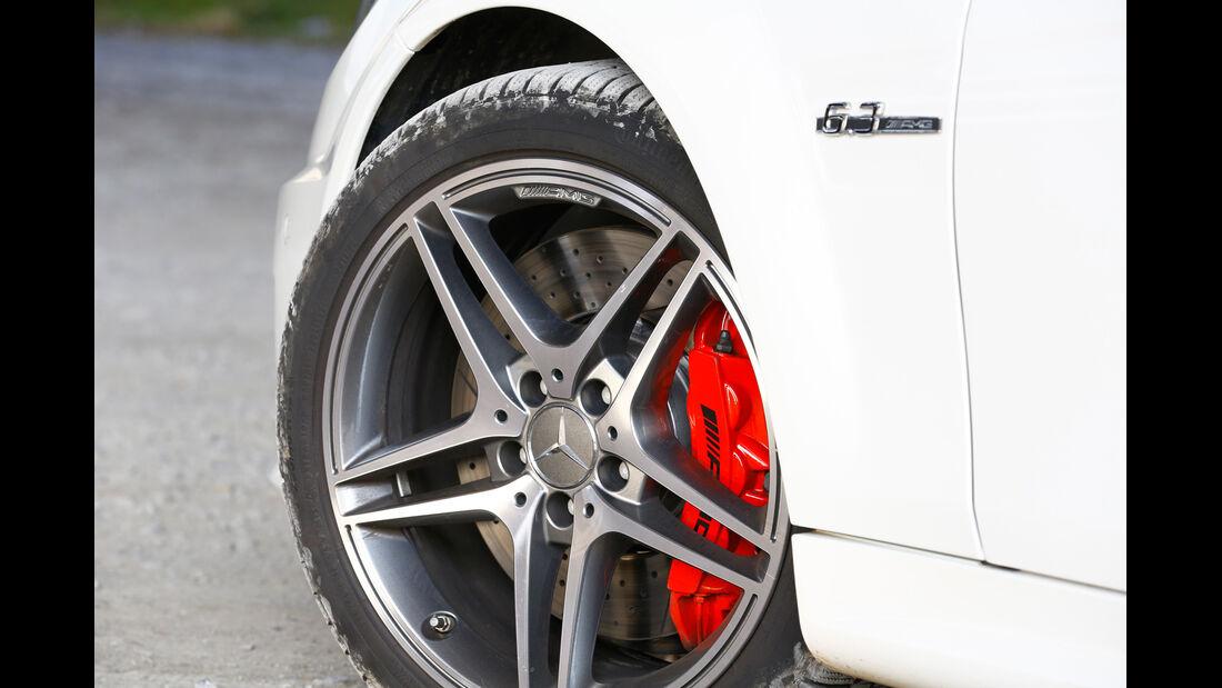 Mercedes C 63 AMG, Rad, Felge
