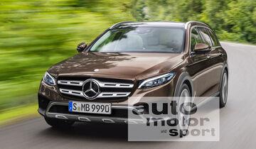 Mercedes C All Terrain