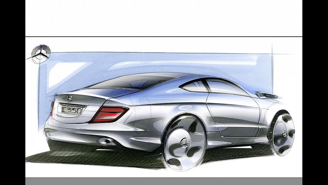 Mercedes C-Coupé