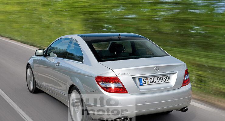 Mercedes C Coupé