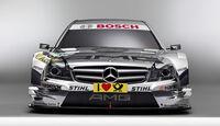 Mercedes C-Coupé AMG DTM 2012