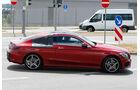 Mercedes C-Coupé Erlkönig