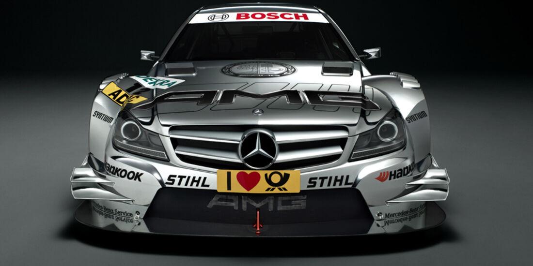 Mercedes C-Coupe DTM 2012