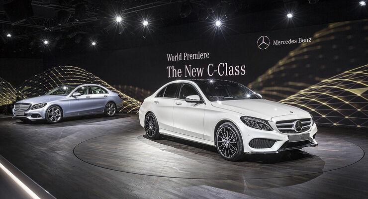 Mercedes C-Klasse 2014