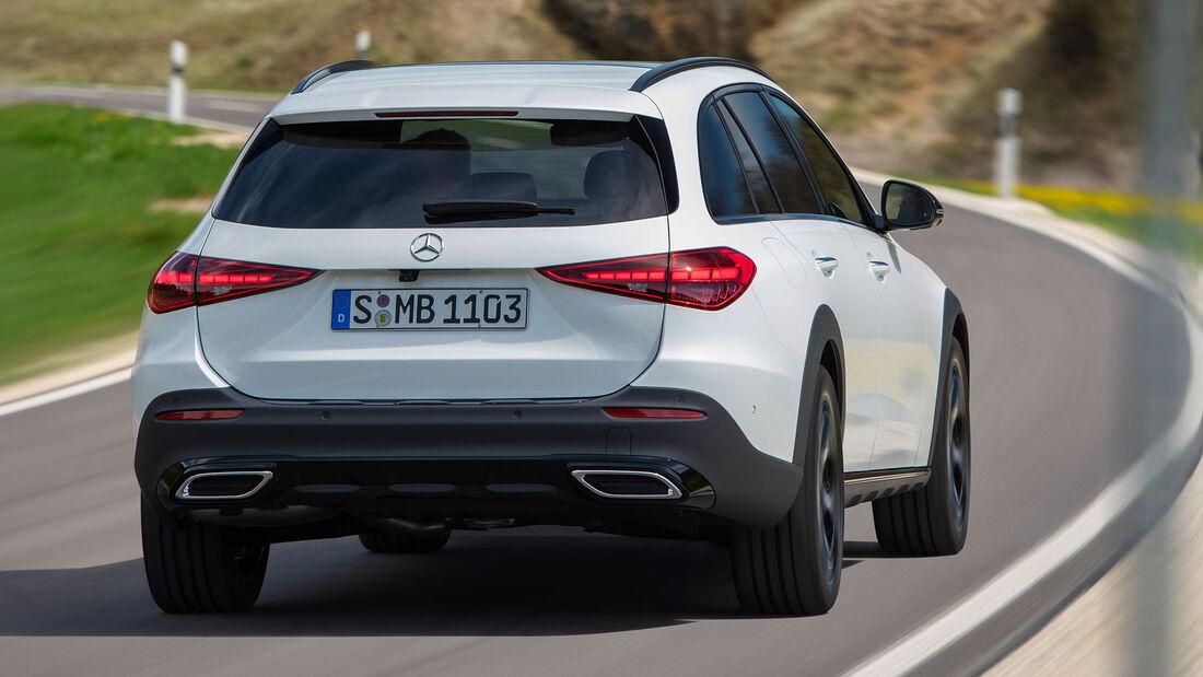 Mercedes C-Klasse All-Terrain