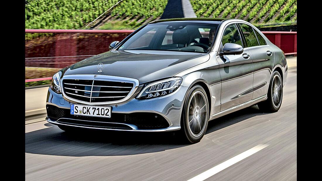 Mercedes C-Klasse, Best Cars 2020, Kategorie D Mittelklasse