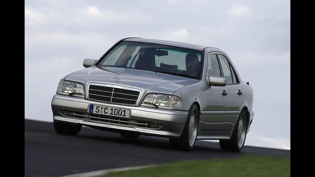 Mercedes C-Klasse, C 63 AMG