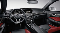 Mercedes C-Klasse C-Coupé C 63 AMG, Innenraum