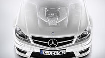 Mercedes C-Klasse C-Coupé C 63 AMG, Motor