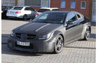 Mercedes C-Klasse Coupé Black Series Erlkönig
