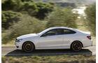 Mercedes C-Klasse Coupe, Seitenansicht