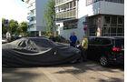 Mercedes C-Klasse Crash