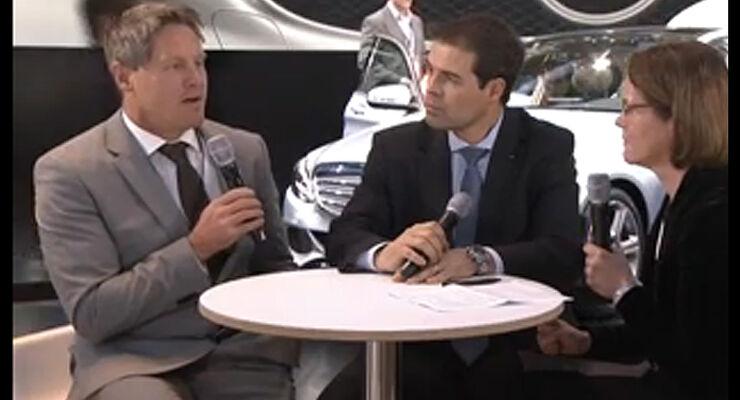 Mercedes C-Klasse Expertentalk Aufmacher