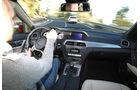 Mercedes C-Klasse, Innenraum, Cockpit