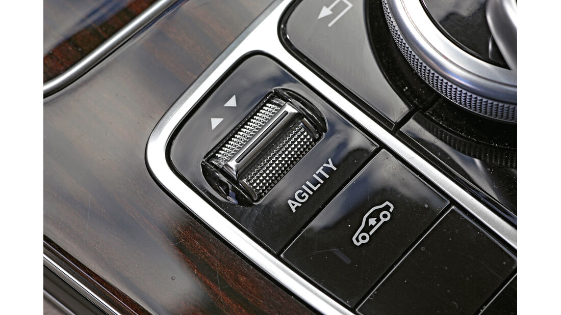 Mercedes C-Klasse, Kaufberatung, Bedienelement