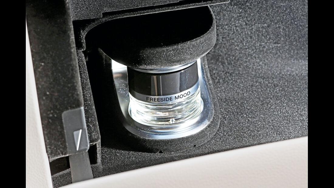 Mercedes C-Klasse, Kaufberatung, Duftausstömer