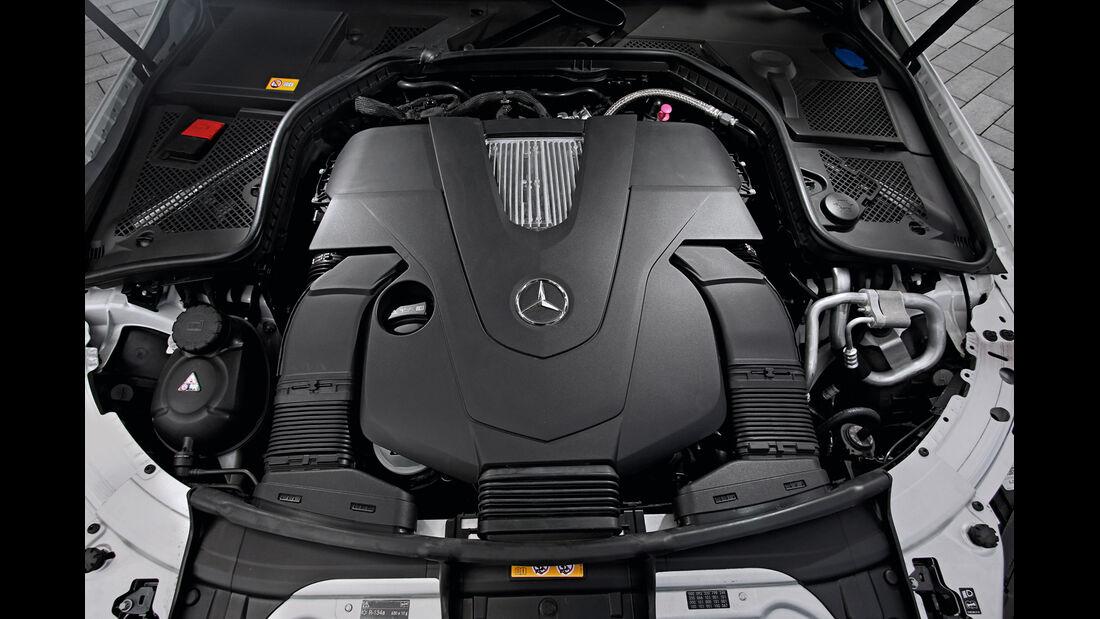Mercedes C-Klasse, Kaufberatung, Motor