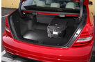 Mercedes C-Klasse, Kofferraum
