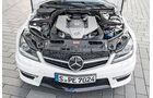 Mercedes C-Klasse, Motor
