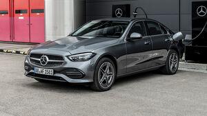Mercedes C-Klasse PHEV 2021