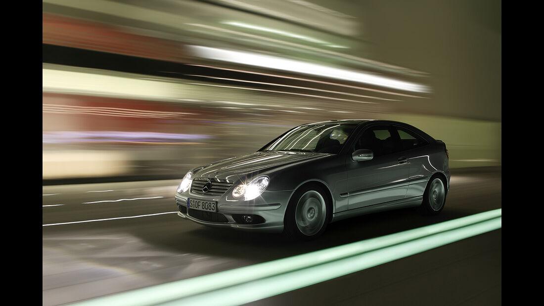 Mercedes C-Klasse Sportcoupé