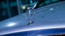 Mercedes C-Klasse, Stern, Kühlerfigur