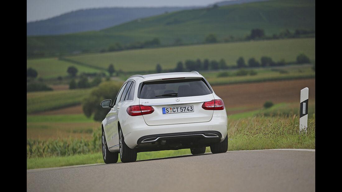 Mercedes C-Klasse T-Modell, Exterieur
