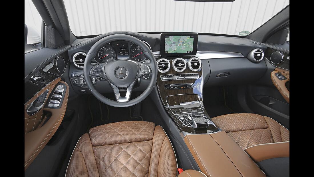 Mercedes C-Klasse T-Modell, Interieur