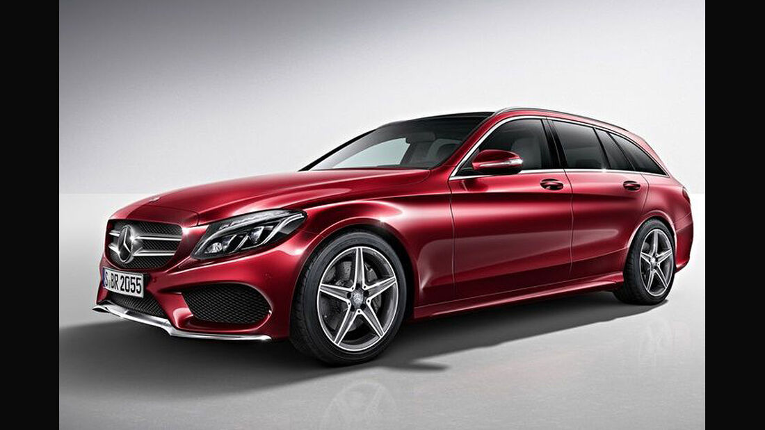 Mercedes C-Klasse T-Modell Kombi AMG Line