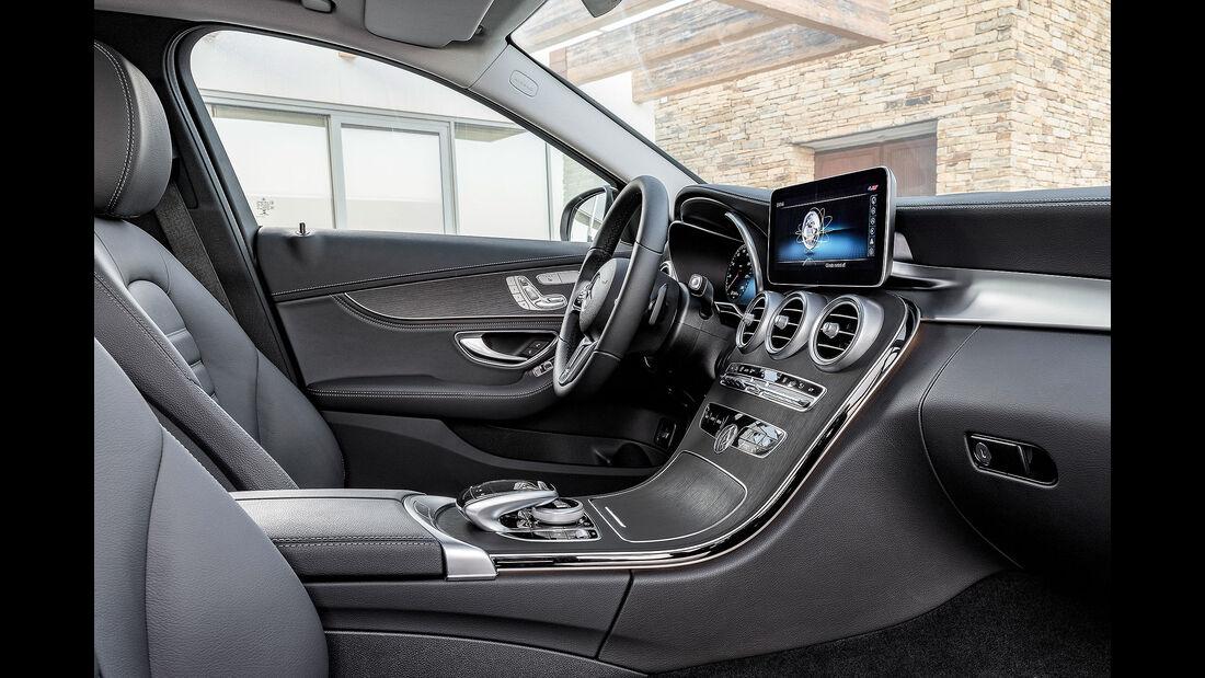 Mercedes C-Klasse T-Modell Kombi Facelift (2018) W205