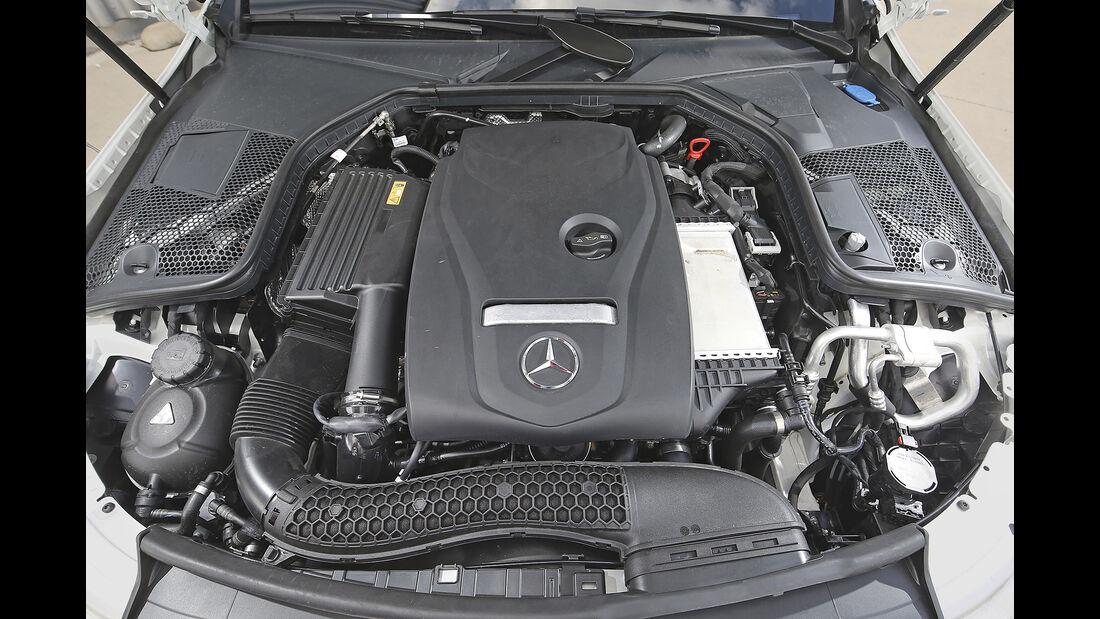 Mercedes C-Klasse T-Modell, Motor