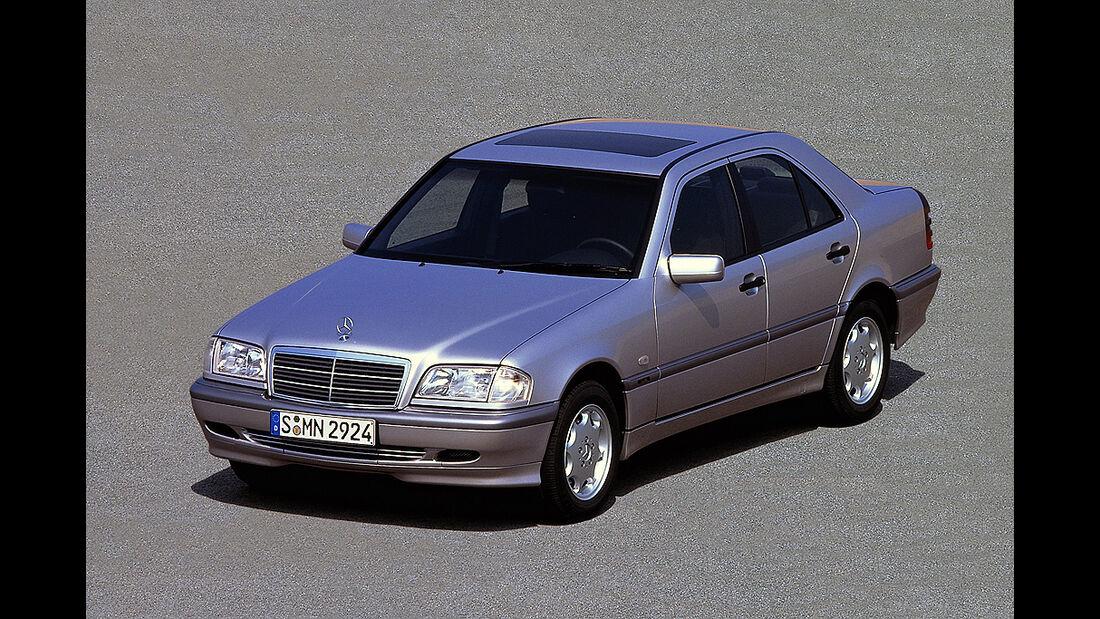 Mercedes C-Klasse W 202 (1993)