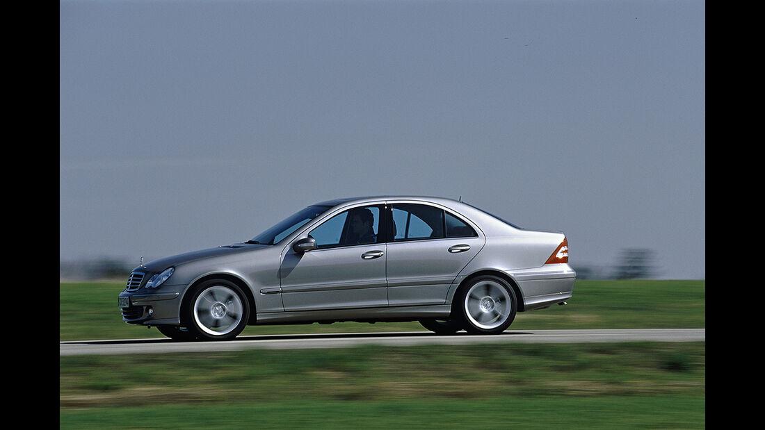 Mercedes C-Klasse W 203 (2000)