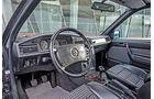 Mercedes C-Klasse, W201, Cockpit