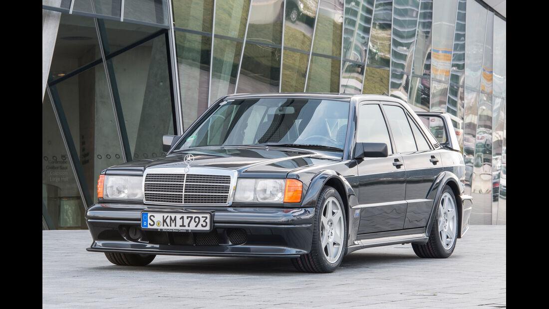 Mercedes C-Klasse, W201, Frontansicht