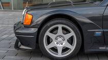 Mercedes C-Klasse, W201, Rad, Felge, Bremse