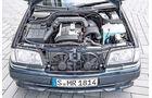 Mercedes C-Klasse, W202, Motor
