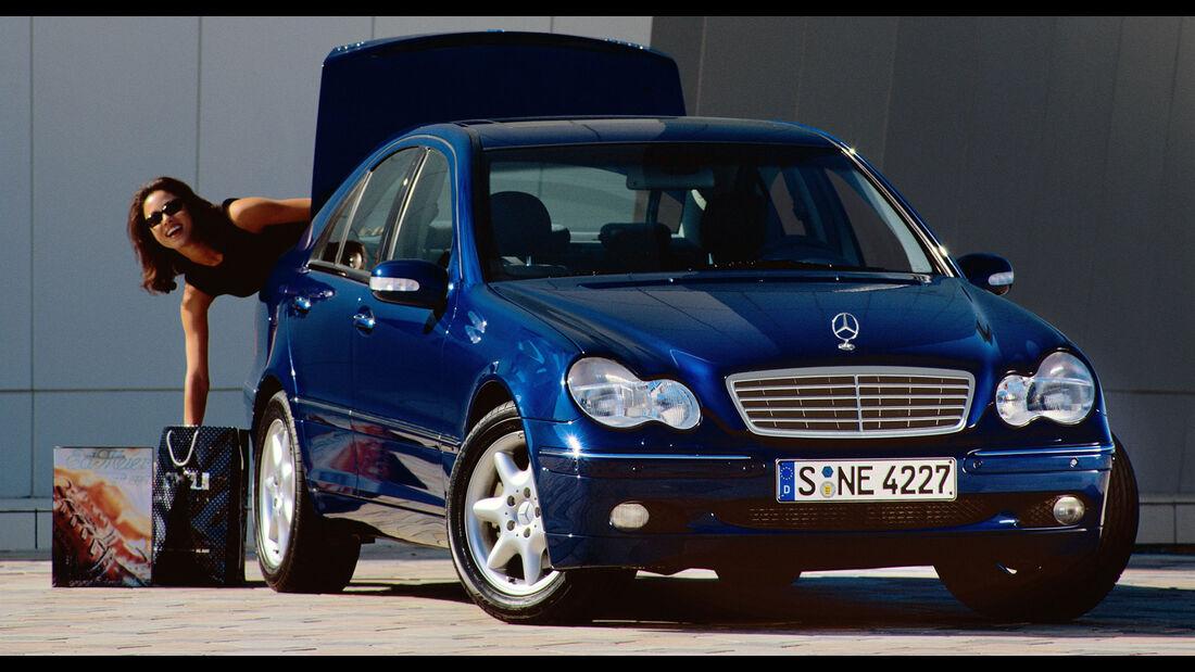 Mercedes C-Klasse W203 Limousine