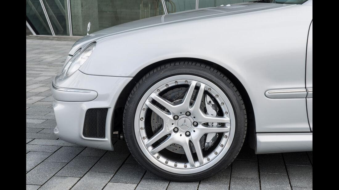 Mercedes C-Klasse, W203, Rad, Felge, Bremse
