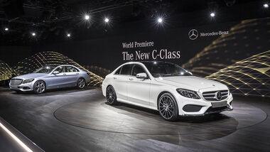 Mercedes C-Klasse W205