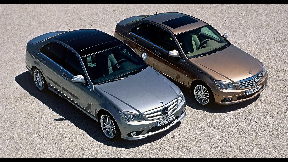 Mercedes C-Klasse W205 Avantgarde Elegance